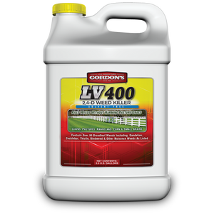 LV400 2,4-D Weed Killer Solvent Free Herbicide - 2.5 Gallon - Seed World