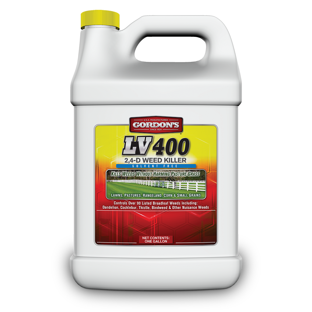 LV400 2,4-D Weed Killer Solvent Free Herbicide - 1 Gallon - Seed World