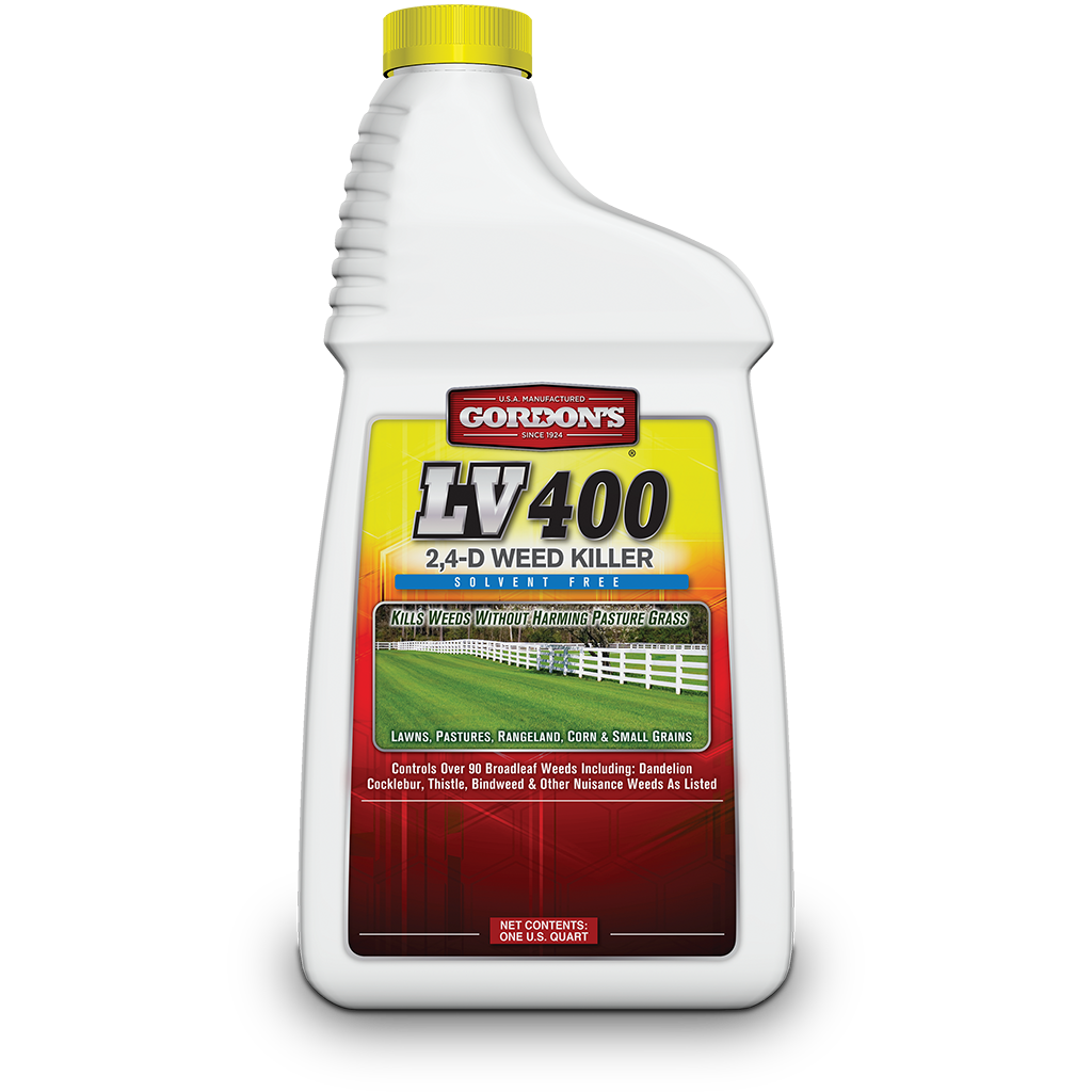 LV400 2,4-D Weed Killer Solvent Free Herbicide - 1 Qt - Seed World