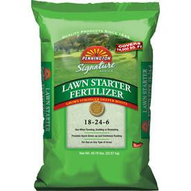 Lawn Starter Fertilizer 18-24-6 - 40 Lbs