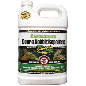 Deer and Rabbit Repellent Concentrate - 1 Gallon - Seed World