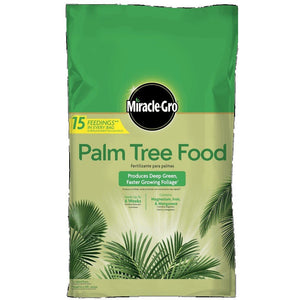 Miracle Gro Palm Tree Food - 20 Lbs. - Seed World