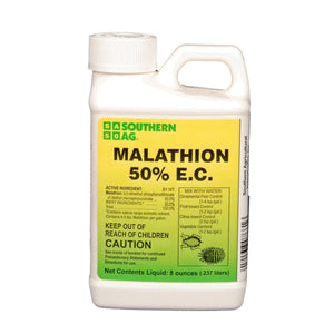 Malathion Oil Citrus & Ornamental Spray - 8 Ounces