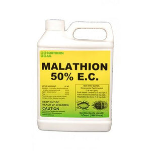 Malathion 50% EC - 1 Quart - Seed World