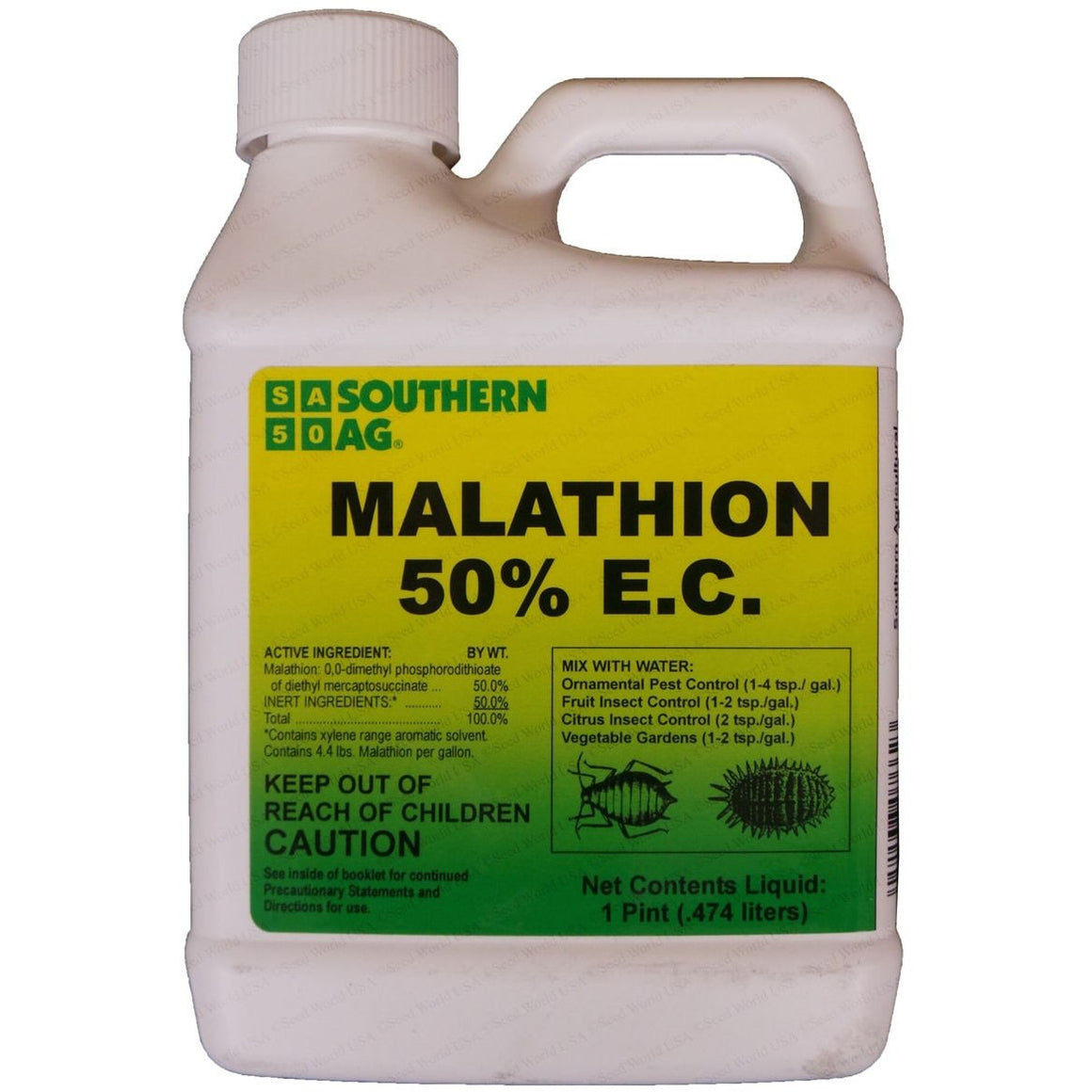 Malathion 50% EC - 1 Pint