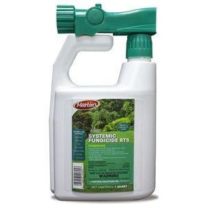 Systemic fungicide RTS 1 quart