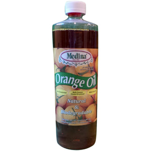 Medina Orange Oil - 1 Quart