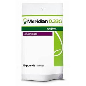Meridian 0.33G Insecticide