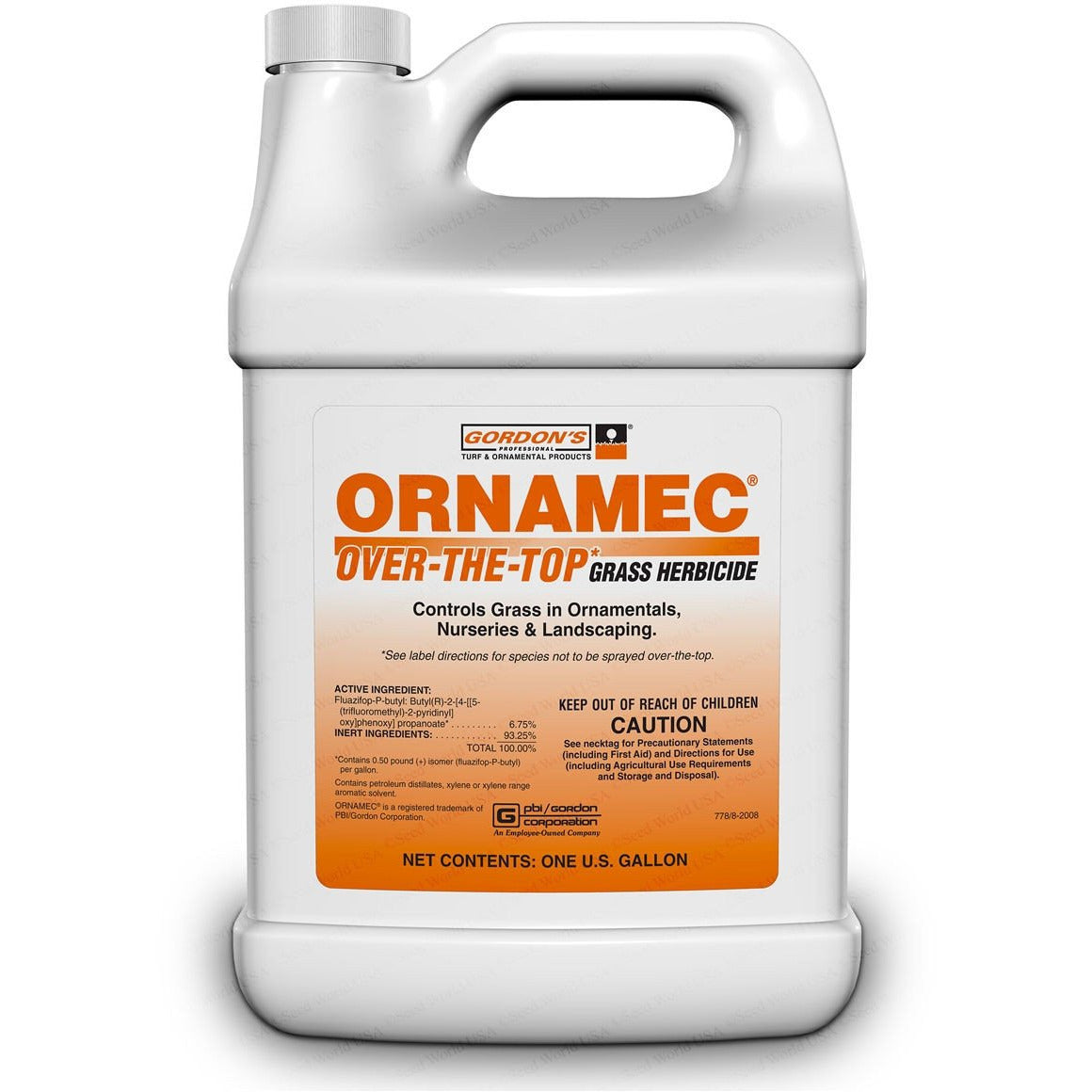 Ornamec Over-The-Top Grass Herbicide - 1 Gal.