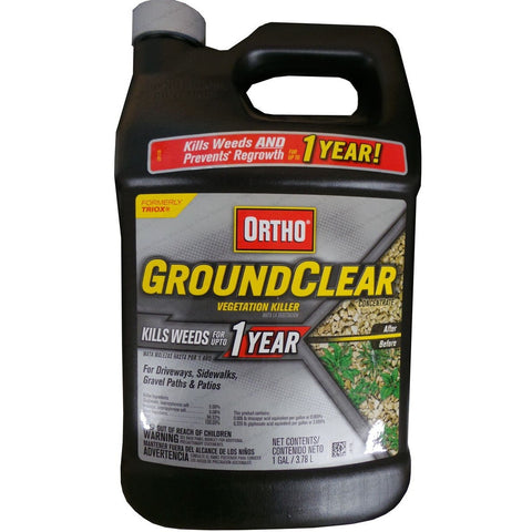Ortho Ground Clear Herbicide - 1 Gal.