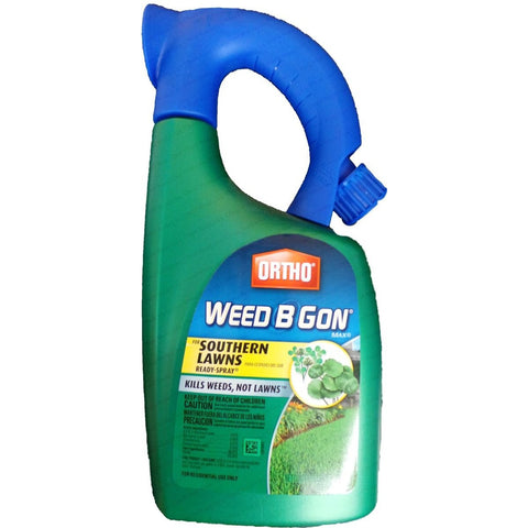Ortho Weed-B-Gon Ready to Spray Southern Lawn Weed Killer - 32 oz.