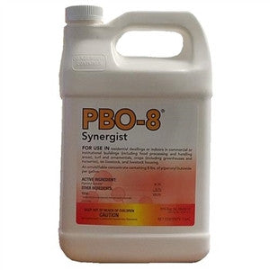 PBO 8 Synergist Adjuvant Insecticide - 1 Gallon