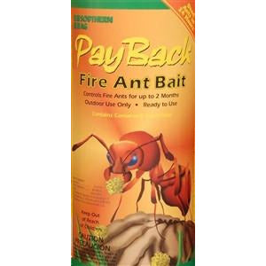 Payback fire ant bait 9 lbs