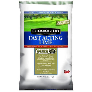 Pennington Fast Acting Lime pH Control - 30 Lbs.