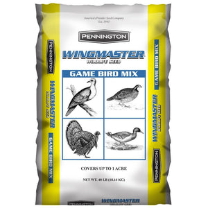 Pennington Wingmaster Game Bird Mix Seed - 40 Lbs. - Seed World