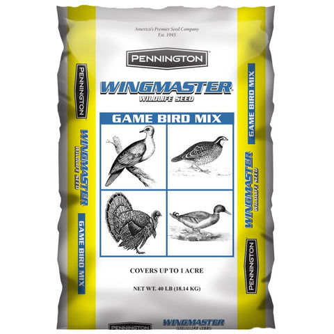 Pennington Wingmaster Game Bird Mix Seed - 40 Lbs.