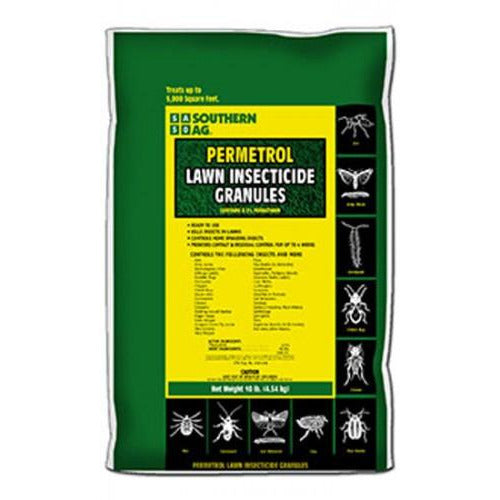 Permetrol Lawn Insecticide Granules - 10 Lbs. - Seed World