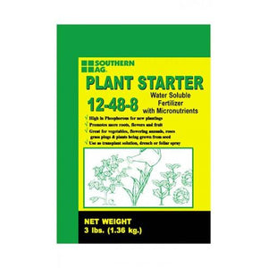 Plant Start 12-48-8 Fertilizer - 25 Lbs. - Seed World