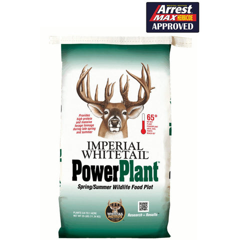 Imperial Power Plant Food Plot Seed - 25 Lbs.
