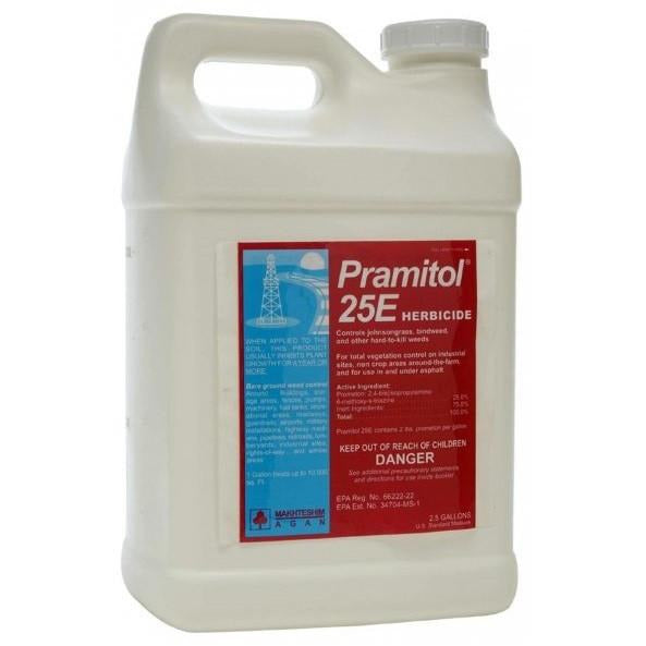 Pramitol 25E Herbicide - 2.5 Gallons - Seed World
