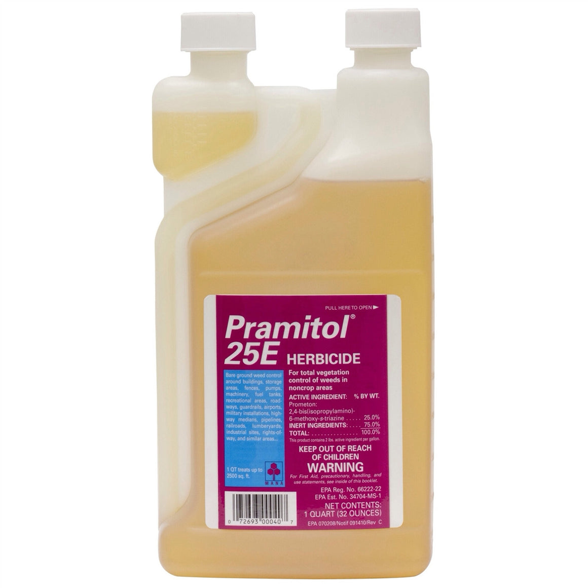 Pramitol 25E Herbicide - 1 Quart - Seed World