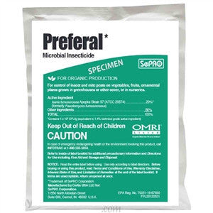 SePRO Preferal Microbial Insecticide - 1 Lb.