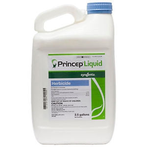 Princep Liquid 4L Herbicide - 2.5 Gallons - Seed World