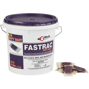 Fastrac Soft Bait - 4 Lbs. - Seed World