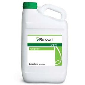Syngenta Renown Fungicide - 2.5 Gallons