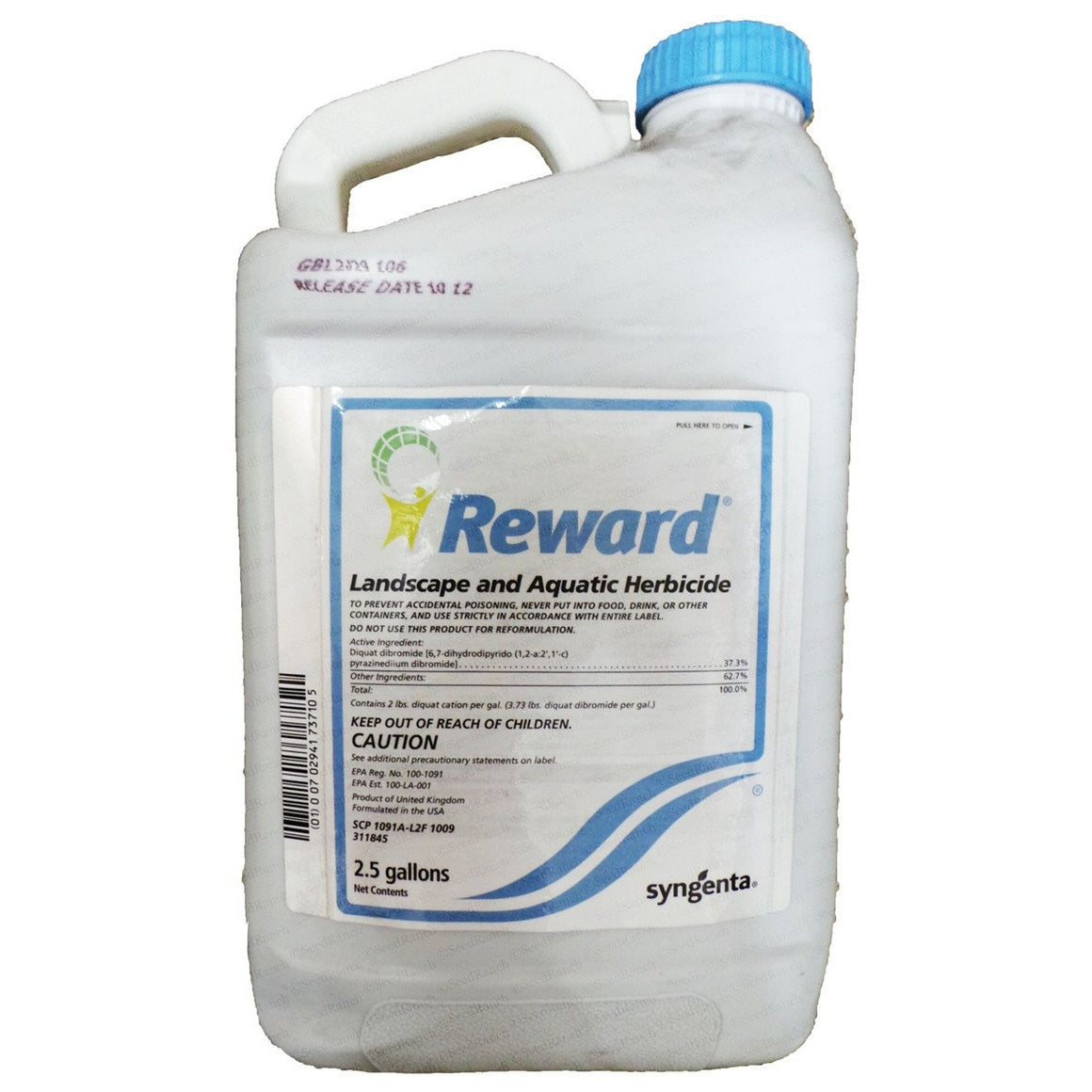 Reward Herbicide - 2.5