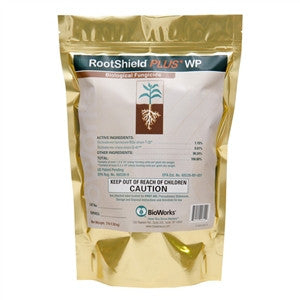 RootShield Plus WP Biological Fungicide - 3 Lbs. - Seed World