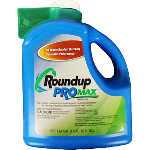 Roundup ProMax Herbicide - 1.67 Gallons - Seed World