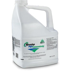 2.5 Gallons RoundUp Pro Concentrate Herbicide Monsanto