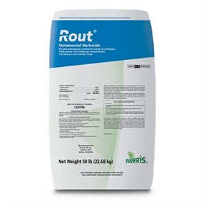 Rout Ornamental Herbicide - 50 Lbs. - Seed World