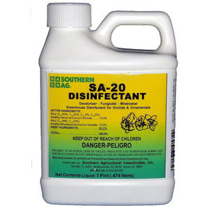 SA - 20 Fungicide Disinfectant - 1 Pint