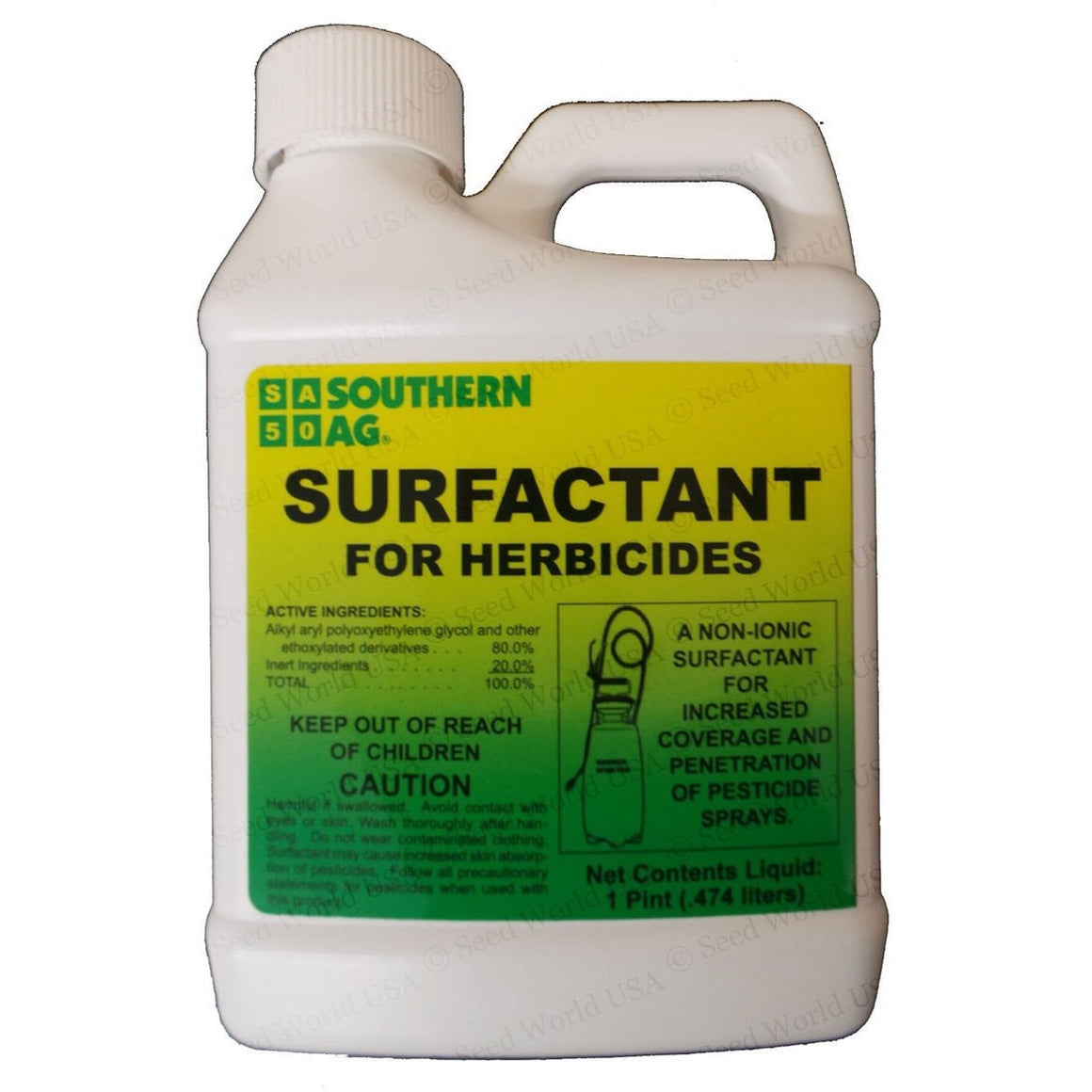 Surfactant for Herbicides - 1 Pint - Seed World