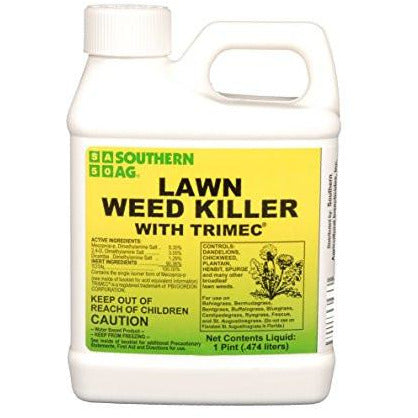 Selective Lawn Weed Herbicide, Trimec 2,4-D Dicamba Bahia | Seed World