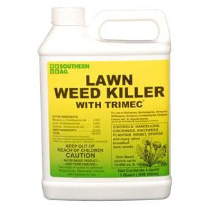 Lawn Weed Killer 2,4-D Trimec - 1 Quart