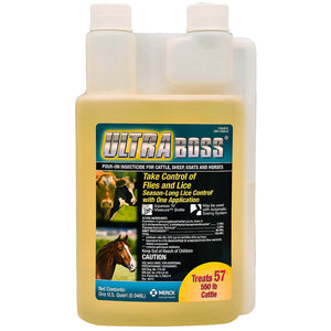 Ultra Boss Permethrin Insecticide - 1 Quart - Seed World