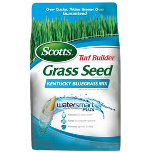 Scotts Turf Builder Kentucky Bluegrass Seed - 3 Lbs. - Seed World