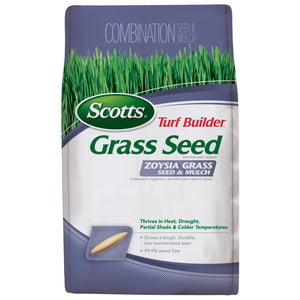 Scotts Zoysia Grass Seed 5 lbs.