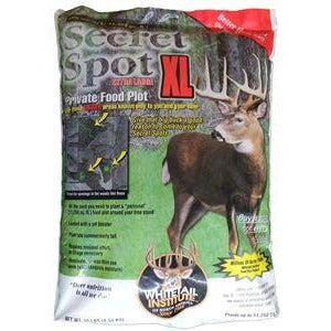 Whitetail Institute Secret Spot XL Deer Food Plot