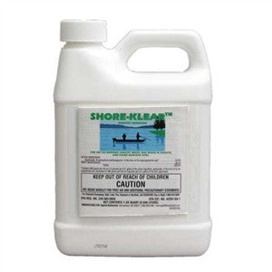 Shore-klear aquatic herbicide