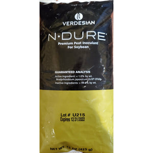 N-Dure Soybean Inoculant (Organic) - 15 Oz. - Seed World