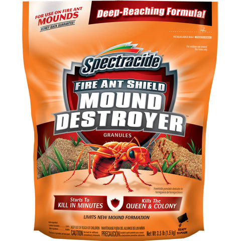 Spectracide Fire Ant Killer Granules - 3.5 Lbs.