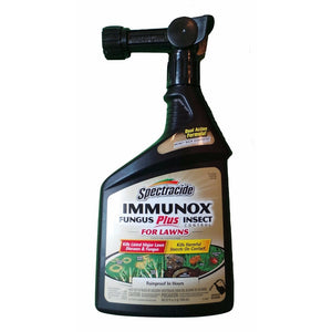 Spectracide Immunox Fungus Plus Insect Control - 1 Qt. - Seed World