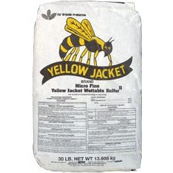 Yellow Jacket Wettable Sulfur Powder