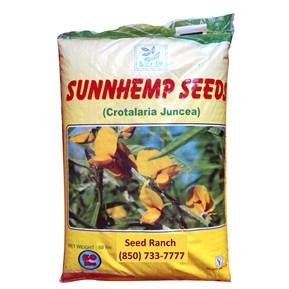 (On Backorder) Sunn Hemp Seed - 10 Lbs.