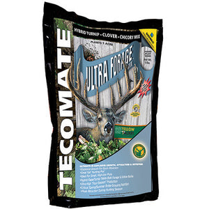 Tecomate Ultra Forage Mix Seed - 9 Lbs.