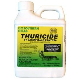 Thuricide BT Caterpillar Control Spray - 1 Pint